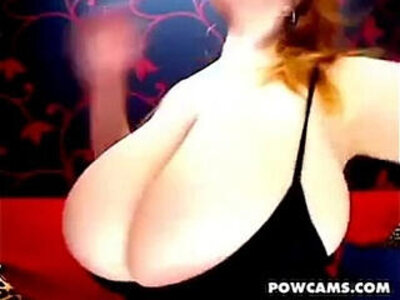 boobs  pretty  redhead  webcam   porn video