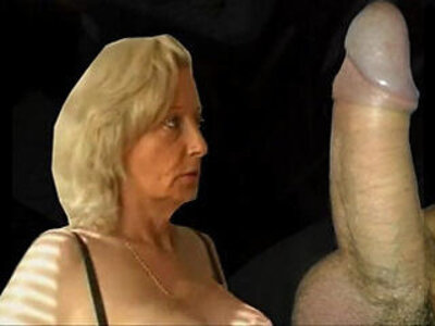 blowjob  deepthroat  granny  older woman   porn video