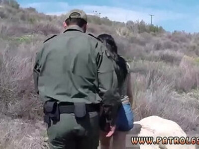 anal mexican officer teasing  porn video