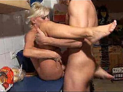 german  milf   porn video