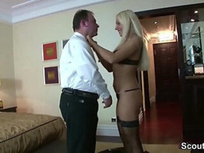 german  hooker  money  old man   porn video