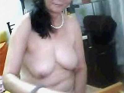 chinese mature  porn video