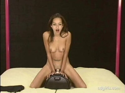 asian  first time  orgasm  sex machine   porn video
