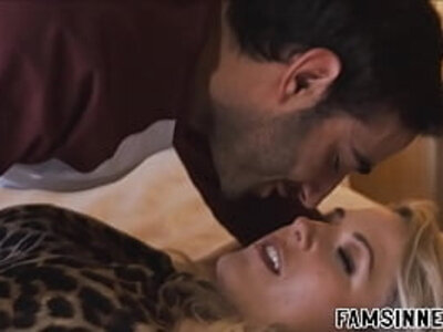 big tits  blonde  seduction  stepmom   porn video