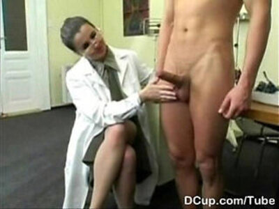 busty  cum  doctor  enjoying   porn video