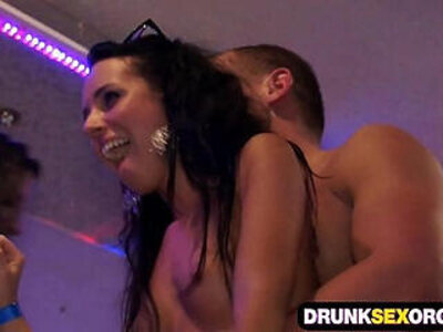 drunk  lady  party  sucking   porn video