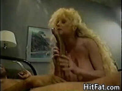 blonde busty classic dick  porn video