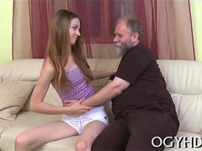 hottie  old and young  older  young   porn video