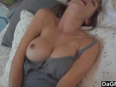 busty cock husband wife  porn video