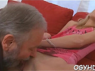 dude  old and young  older  pussy   porn video