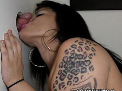 exotic  gloryhole  penis  tattoo   porn video