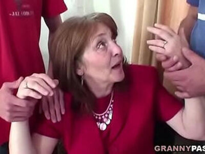 older  older woman  young   porn video