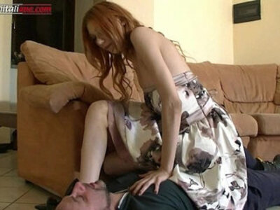 domination foot fetish forced  porn video