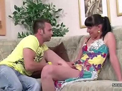 facials  family  first time  german   porn video